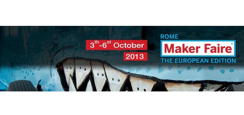 Maker Faire Rome – dal 4 al 6 Ottobre