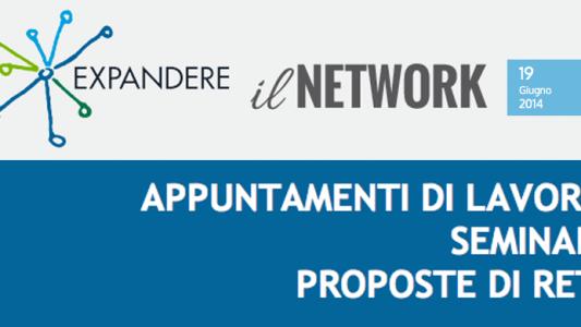 Expandere 2014 – 19 Giugno 2014 / Fiera di Roma