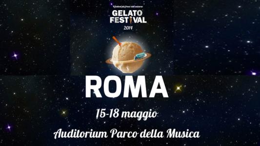 Partecipa al Gelato Festival Roma – 15/18 Maggio Auditorium Parco della musica