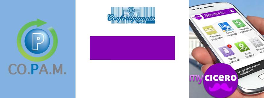 Mobilità, Confartigianato presenta Mycicero, l'app per tutti gli automobilisti