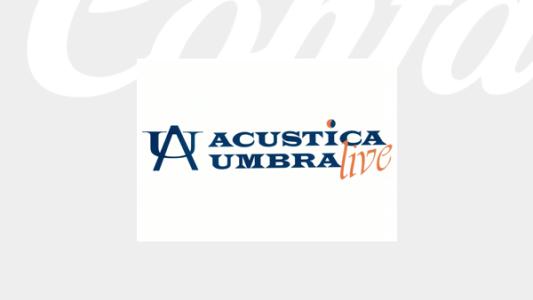 Convenzione Acustica Umbra