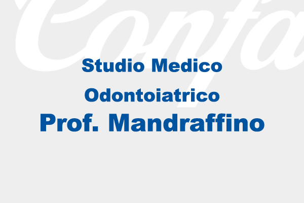 Convenzione Studio Medico Odontoiatrico Mandraffino