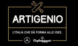 """Confartigianato e Mercedes-Benz lanciano il Progetto """"Artigenio L'italia che da forma alle idee"""""""