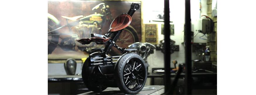Startup inventa carrozzina per disabili che si guida senza mani