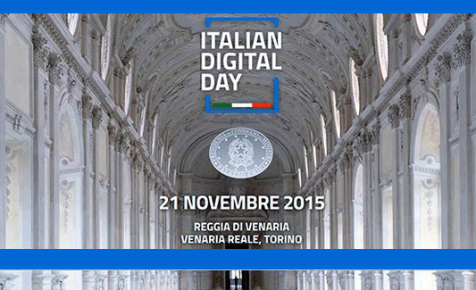 """Stay Social"": l'Italian Digital Day"