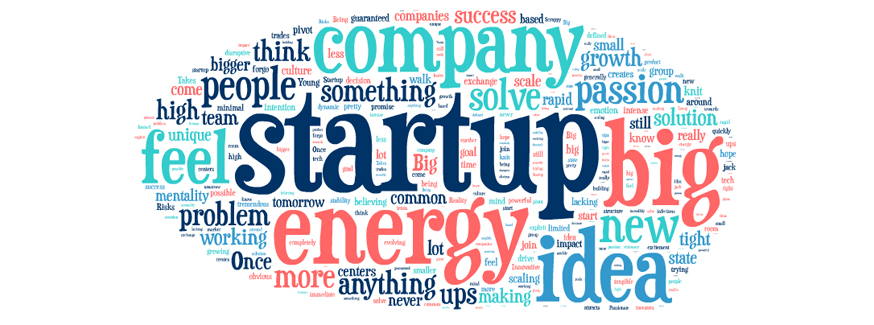Modello standard tipizzato per l'apertura di startup