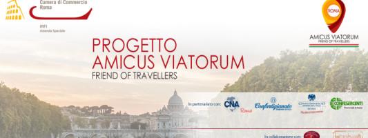 Nasce il progetto AMICUS VIATORUM