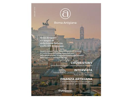 Roma Artigiana n°0 – 2017