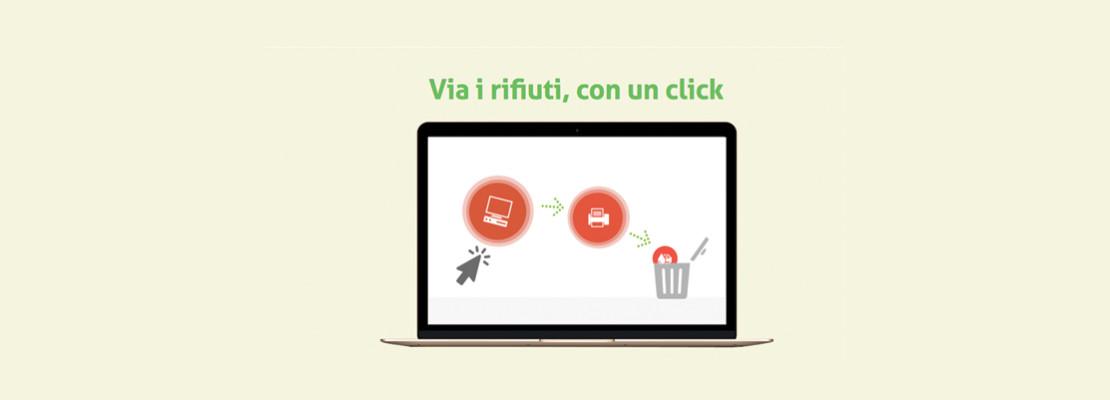 Nasce Rifiuti stop: il ritiro e la gestione dei rifiuti online