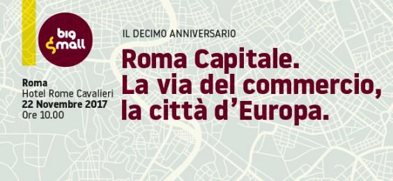 Nuovo Rapporto sul commercio a Roma: il commercio nella Capitale è senza regole e senza progetto