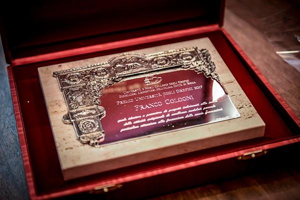 Premio Università degli Orefici 2017