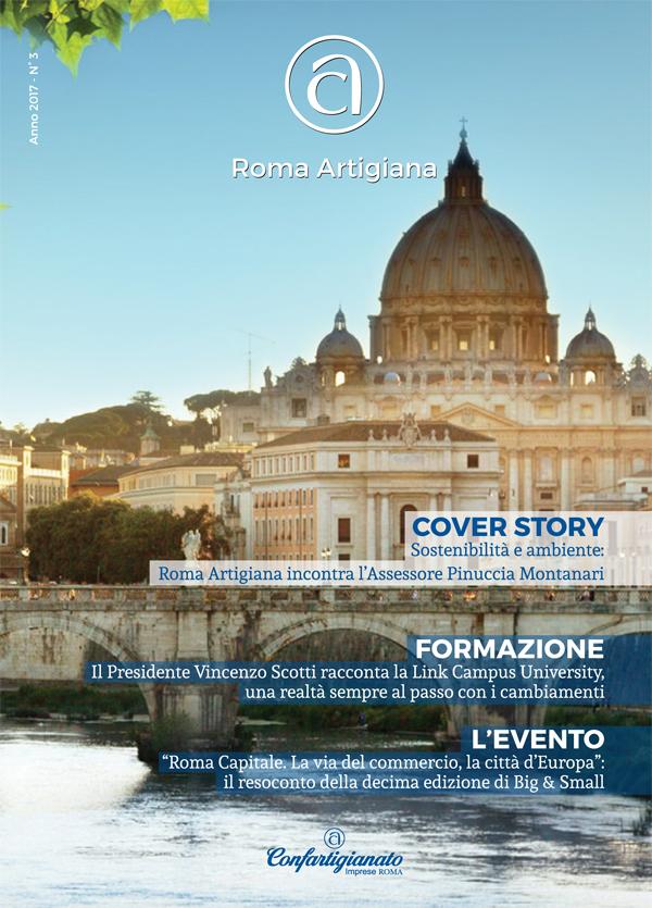 Roma Artigiana n° 3 2017