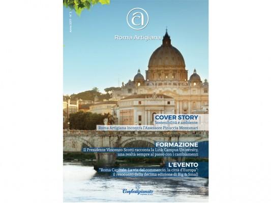 Roma Artigiana n°3 – 2017